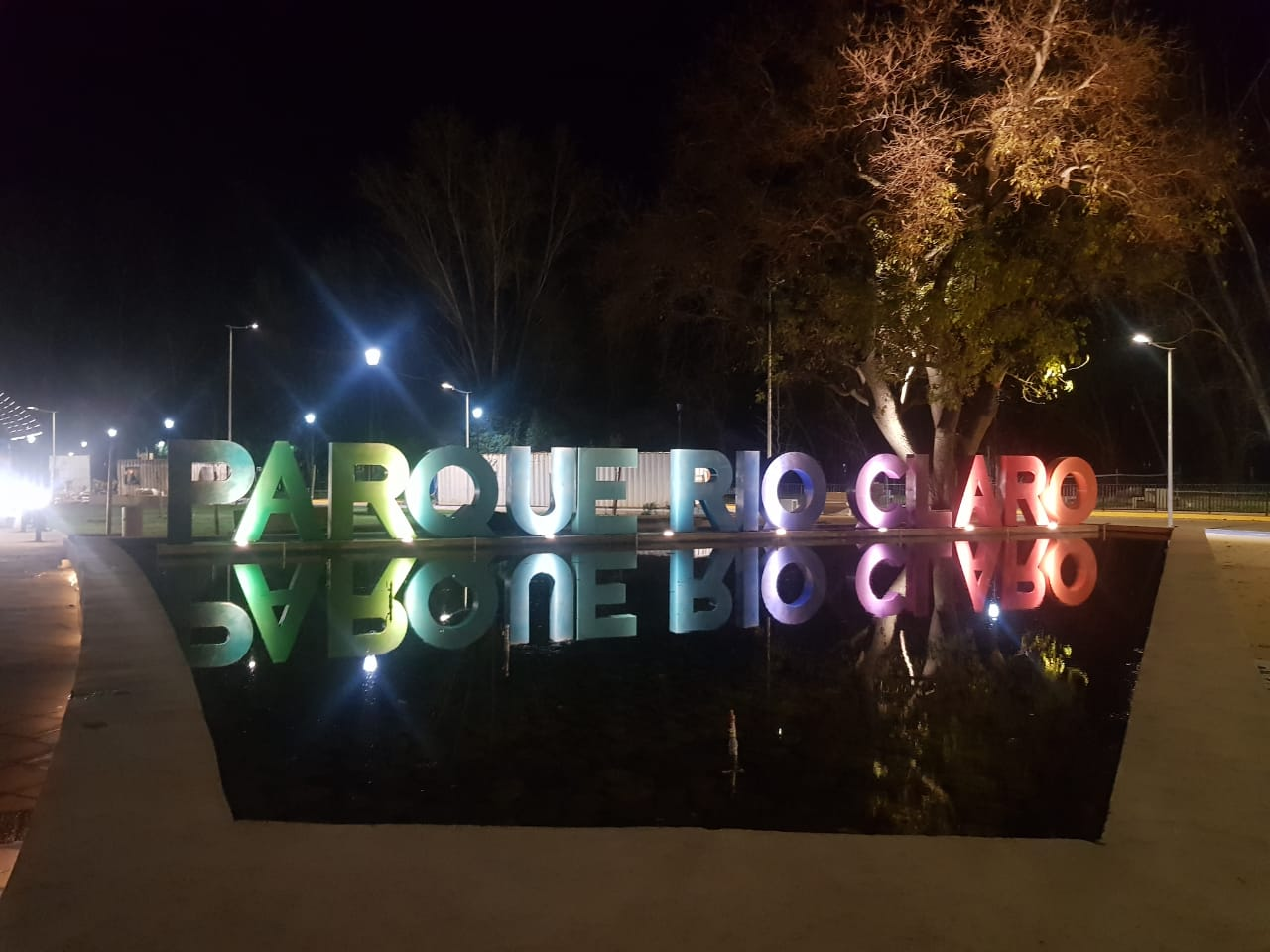 Parque Talca